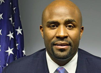 Marlon V. Miller, Special Agent in Charge of the Three-State HSI Office Based in Philadelphia