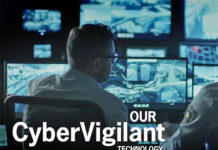 'CyberVigilant', technology, working with Control Center, detects hacking or performance-affecting anomalies and helps keep your data safe.