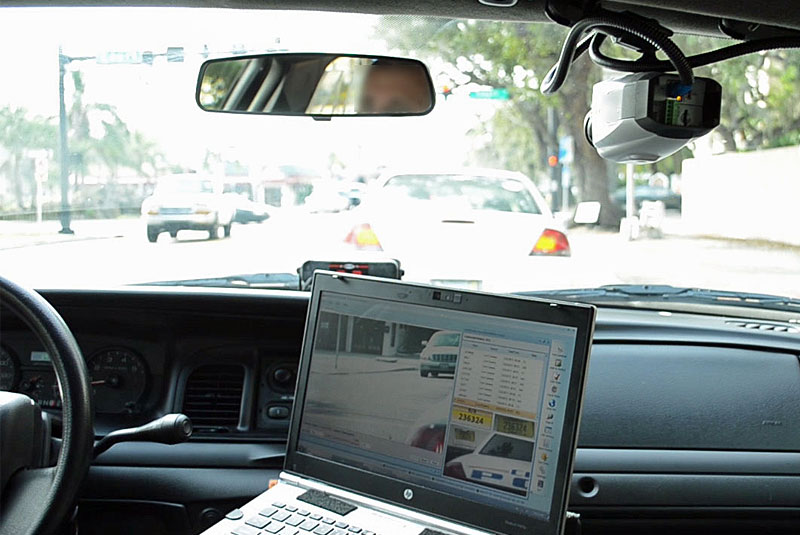 As police patrol involves considerable time and resources, integrating technology into patrol functions should not only improve officer efficiency, it also should potentially free up additional resources to use for crime prevention or other activities. (Image courtesy of PlateSmart)