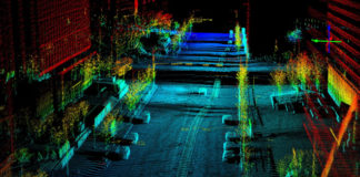 Q-Guard features Multi-LiDAR Fusion™, Quanergy's proprietary smart technology that combines multiple LiDARs into a single unified point cloud, for tracking unique objects in complex environments.