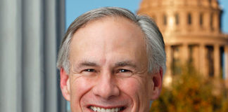 Texas Gov. Greg Abbott opened his package but it didn't explode, court docs say.