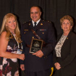 Tammy Waitt, AST Editorial Director, Inspector Akrum Ghadban, Royal Canadian Mounted Police Dog Service Training Centre, and Dr. Kathleen Kiernan, Founder & CEO, Kieran Group Holdings and SameShield