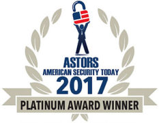 Kingston IronKey D300 Receives Platinum Award in 2017 'ASTORS' Homeland Security Awards Program