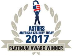 Kingston IronKey D300 Receives Platinum Award in 2017 'ASTORS' Homeland Security Awards Program