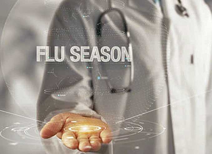 Flu cases lead to visitor restrictions at hospital