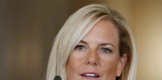 DHS Secretary Kirstjen Nielsen (Image courtesy of YouTube)