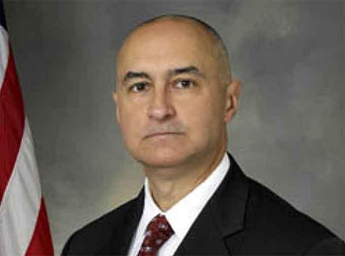 Greg Fowler, FBI Task Force Inspector