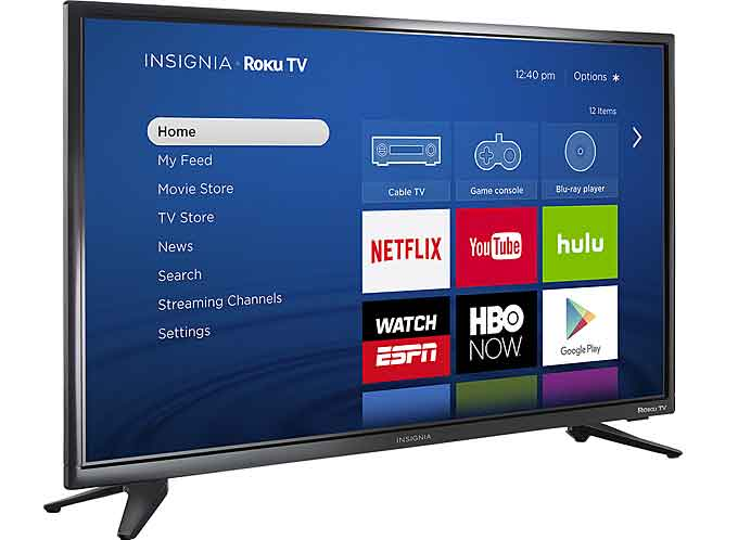 Tech Samsung And Roku Smart Tvs Vulnerable To Hacking