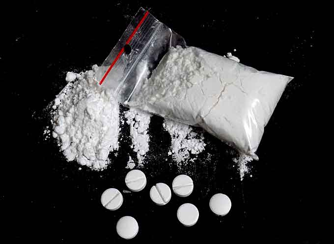 Fentanyl is commonly distributed as a powder and looks similar to other illicit drugs found on the streets.