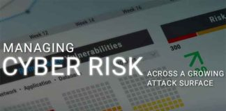 "With RiskSense you're finally able to take full advantage of the data you're collecting with your existing security and IT tools and pinpoint to those cyber risks that have the biggest impact on your organization. You're finally able to minimize cyber risks, while increasing your situational awareness, i.e., ""Senses""."