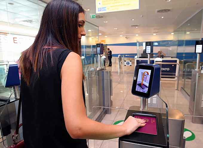 Using world-leading facial recognition technology to confirm that the passenger is the passport holder, SITA's iBorders BorderAutomation ABCGates provide a smooth 'walk-through' experience while to speed passenger processing at airports while boosting national security.