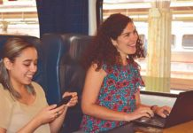 High-Speed Wi-Fi Improvements Underway for Amtrak Northeast Corridor Customers