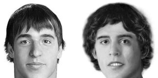 The National Center for Missing & Exploited Children & the Cook County Sheriff's Office have released new facial reconstructions for 2 of John Wayne Gacy's unknown victims.If anyone has information about these unidentified boys contact the National Center for Missing & Exploited Children at 1-800-THE-LOST or 1-800-843-5678 or the Cook County Sheriff's Office at (708) 865-6244. (Courtesy of theNational Center for Missing & Exploited Children)