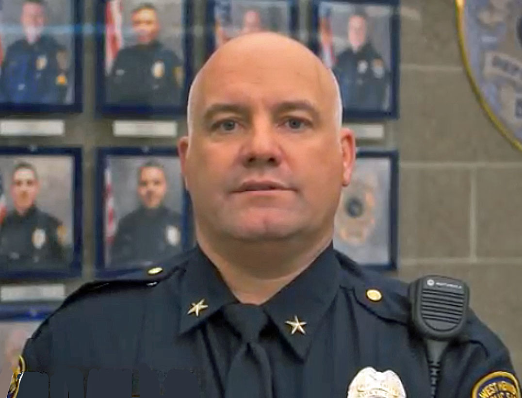 Gary Kroells, West Hennepin Chief of Police