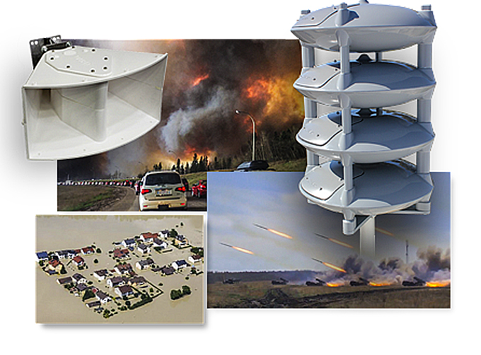 When life threatening incidents occur, all individuals must be alerted and safety protocols quickly implemented and followed. LRAD systems ensure warnings and lifesaving notifications are simultaneously heard and clearly understood, providing superior communication capabilities for crisis situations.