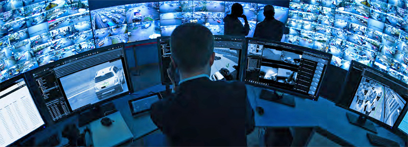 Symphony is a software platform that allows you to control your entire video surveillance system from one central location.