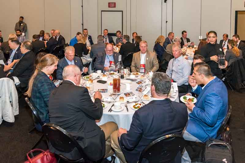2018 'ASTORS' Homeland Security Awards Luncheon at ISC East