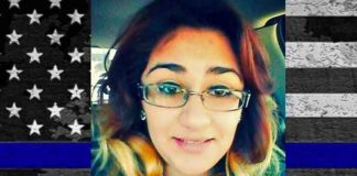 Deputy Loren Vasquez, 23, joined the Waller County Sheriff's Office on May 21st, had just completed her field training program and had been on her own for only three nights at the time of her death. (Courtesy of the Waller County Sheriff's Office, Blue Lives Matter and Twitter)