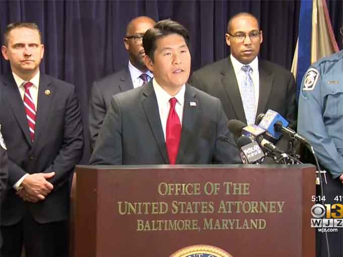 The Maryland PSN Program is a joint effort by federal, state and local law enforcement agencies, the U.S. Attorney's Office in Maryland, and local prosecutors to identify, investigate and prosecute the individuals or organizations driving violent crime.