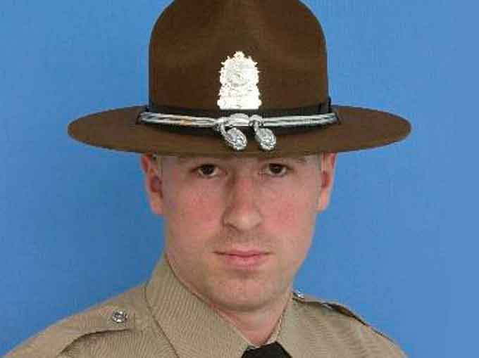 IL Trooper Christopher Lambert (Courtesy of the Illinois State Police)
