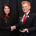 Carolyn Crandall, Chief Deception Officer and CMO, of Attivo Networks, was recognized for the company's groundbreaking cyber technology innovations in the 2018 'ASTORS' Homeland Security Awards Program with record Seven Award Recognitions and a coveted 2018 'Extraordinary Leadership Award.'