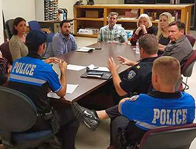 Neighborhood Watch Groups are a great example of community joining in on support for safer communities and operate under the oversight of local enforcement as it should be.