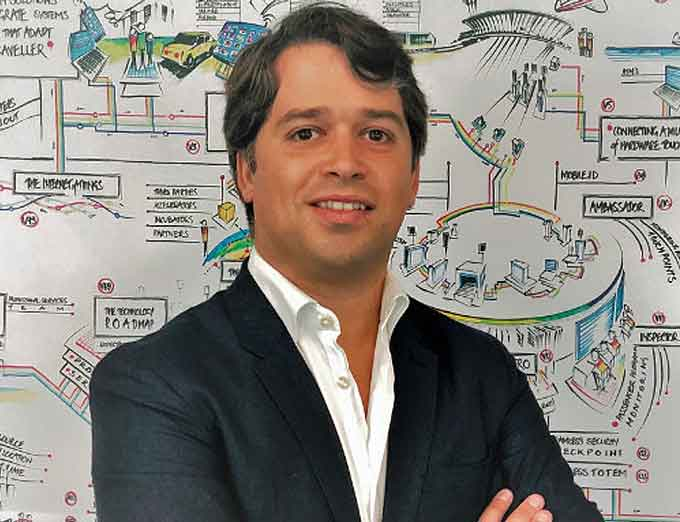 Igor Oliveira, Technology and Solutions Director for Americas, Vision-Box