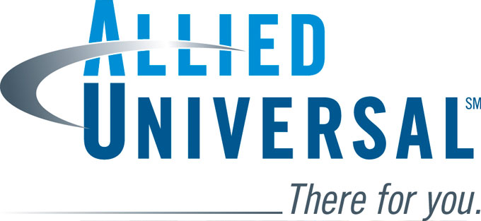 Allied Universal Logo American Security Today