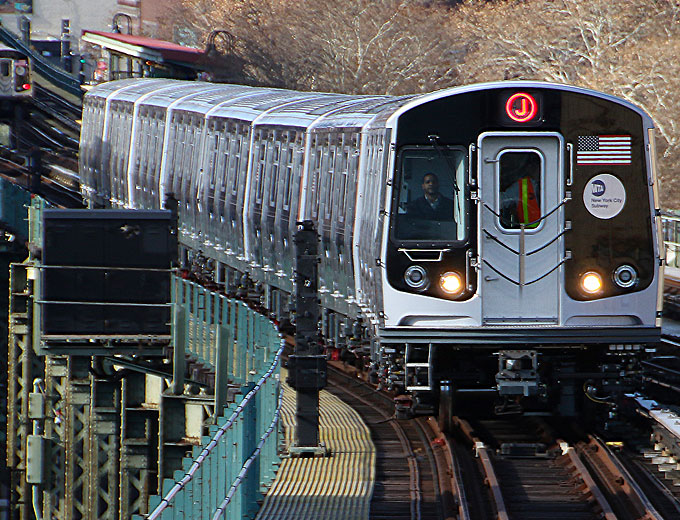 The MTA Flushing Line has now been running exclusively on the Thales SelTracTM Communications Based Train Control (CBTC) signaling system for over five months and service has steadily improved month-over-month since implementation. (Courtesy of the MTA and Wikipedia)