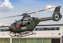 Airbus also offered its H135 as its proposal for the U.S. Navy's Advanced Helicopter Training System (AHTS), soon to be known as the TH-73A. The H135 will enhance the U.S. Navy's rotary-wing training curriculum, with this technically mature, FAA IFR-certified twin-engine aircraft.