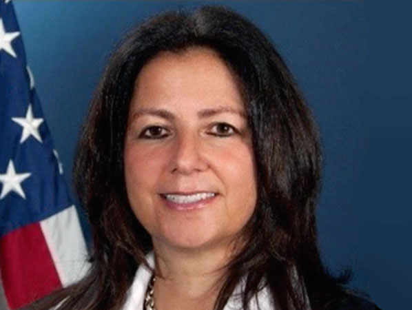 Acting Director Regina Lombardo of the Bureau of Alcohol, Tobacco, Firearms and Explosives (ATF)