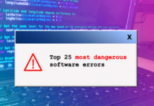 The ranking system used to determine the top 25 most dangerous software errors was based on a formula that accounted for prevalence and severity. Weaknesses that are both common and can cause significant harm received a high score, while issues that are rarely exploited or have a low impact were filtered out. (Courtesy of DHS S&T)
