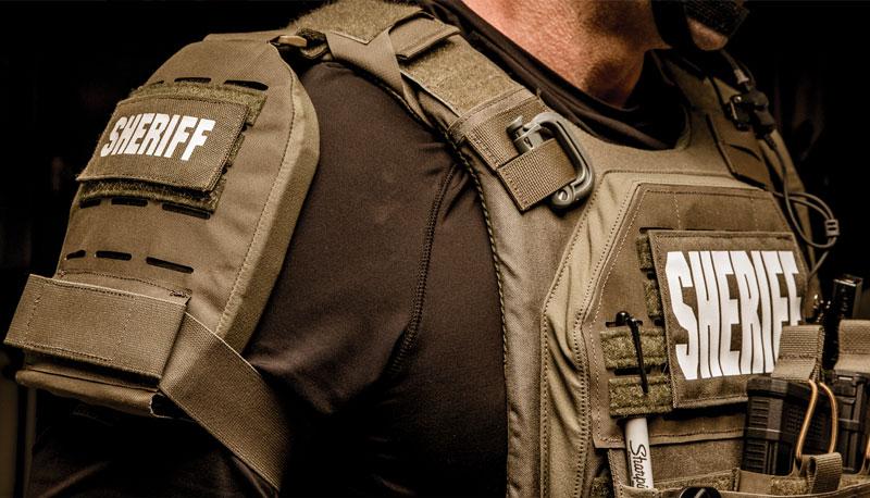 Armor Express Hard Armor Shoulder Plate