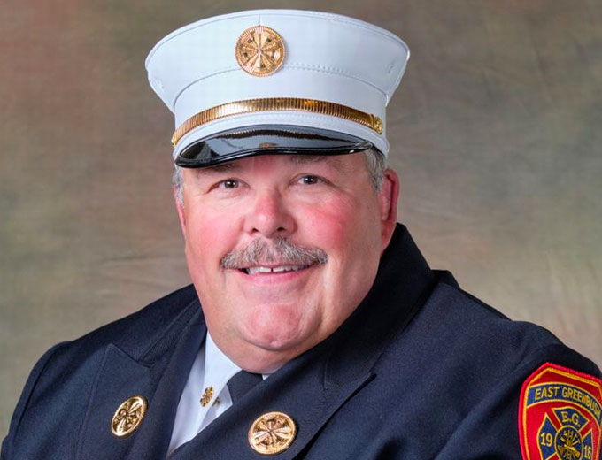 Timothy Boel, NYS Association of Fire Chiefs Director