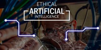 The Defense Innovation Board spent 15 months developing the principles for ethical AI in both combat and noncombat situations, and consulted with leading AI and technical experts, as well as with current and former DOD leaders and the American public. (Courtesy of the DoD)