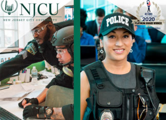 The NJCU Professional Security Studies Department is one of the few programs nationally in higher education designated an Intelligence Community Center of Academic Excellence (CAE) per the Office of the Director of National Intelligence (ODNI) and a Cyber Defense CAE per the National Security Agency. (Courtesy of NJCU)