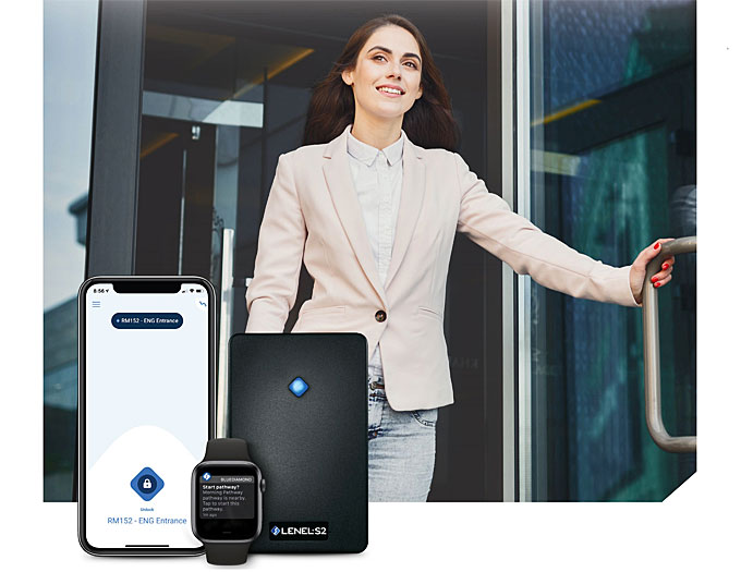 Welcome to the next generation of access control. 'ASTORS' Award Winning BlueDiamond Readers & Mobile Credentials