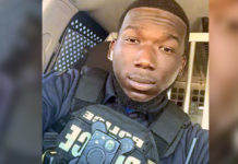 Selma Police Officer Marquis Moorer, 25, was on duty stopping home to get a bite to eat at approximately 4:00 am Tuesday, when he was approached by a subject who opened fire on him outside of the building in the Selma Square Apartments where he lived. Officer Moorer suffered fatal gunshot wounds and his significant other was also wounded.