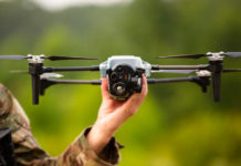 The New Short-Range Tactical Quadcopter ION™ M640x, Provides Unmatched Capabilities for Defense and Public Safety Customers